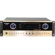 现代 KA-350 家庭影院 家用式音箱 AV功放机 (香槟金色)