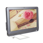 Wibtek i3 3220 21.5英寸大屏一体电脑整机台式机(4G 1T 音箱 摄像 )