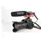 RODE 罗德 VideoMic VMP麦克风5D2 5D3 D800单反话筒摄影摄像限时产品图片1