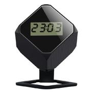 艾米尼 音响 蓝牙音箱/音响 迷你插卡音箱低音炮 无线/便携电脑音箱 FM收音机带显示时钟 黑色