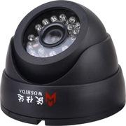 沃仕达 A4310 高清AHD半球监控摄像头 广角半球监控摄像头 红外夜视室内监控摄像机 镜头3.6MM