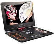 先科 107 移动DVD 14寸便携式evd影碟机高清带电视播放器
