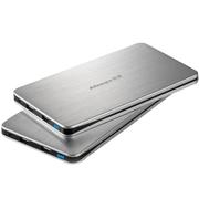 蓝强(blueqa) 超薄充电宝20000毫安聚合物移动电源 苹果5s三星小米iPhone6手机平板通用 银色