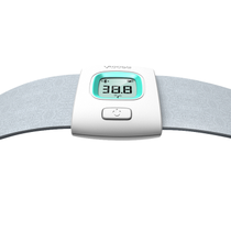 优胜仕 USAMS智能宝宝体温计监控健康监测多功能 绿色产品图片主图