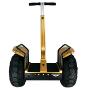 sunnytimes 凌步 平衡电动车 电动独轮体感车 平衡车思维车智能代步单轮车 越野款 土豪金 72V锂电越野款