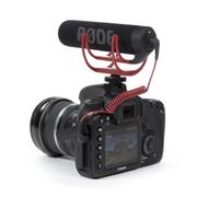 RODE 罗德 VideoMic GO超级轻型单反5D微单相机话筒麦克风单反 麦克风 手柄