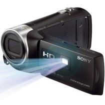 索尼 HDR-PJ410 高清数码摄像机(光学防抖 内置投影 NFC/WIFI)产品图片主图