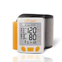 莱弗凯 电子血压计 家用全自动智能腕式便携 血压仪 心率检测 普通无语音版ORW210产品图片主图