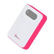 叛逆者(panizhe) P4超智能移动电源手机平板通用充电宝10000毫安 红色
