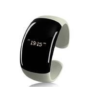 喜木 智能手环  运动可通话手镯 IOS/安卓系统蓝牙连接智能穿戴设备 白色