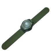 爱玛科 手表蓝牙音箱 音响 支持蓝牙免提电话 TF卡 MP3智能迷你音箱MX1 军绿