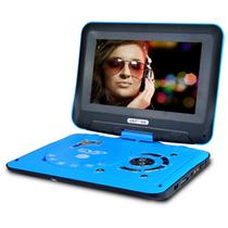 先科 SAST/便携式evd10寸移动DVD影碟机高清带小电视播放机器产品图片主图