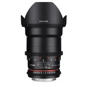 SAMYANG 35mm T1.5Ⅱ 电影镜头 标准镜头 全画幅镜头 手动镜头 佳能卡口