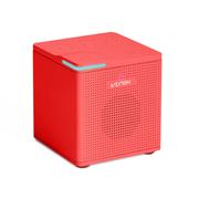 vtrek BS1001魔方无线蓝牙音箱免提通话迷你小音响便携车载低音炮 红色