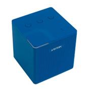 vtrek BS1001魔方无线蓝牙音箱免提通话迷你小音响便携车载低音炮 蓝色