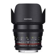 SAMYANG 50mm T1.5 电影镜头 标准镜头 全画幅镜头 手动镜头 索尼E卡口