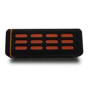 F.L 专业户外蓝牙3.0立体声音响骑行无线手机音箱 黑色