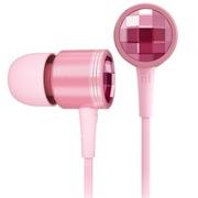 小米 原装活塞耳机水晶版 施华洛世奇元素 粉色