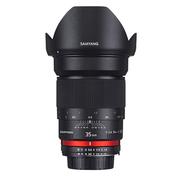 SAMYANG 35mm F1.4 大光圈标头  全画幅 单反 单电 微单手动镜头 索尼E卡口