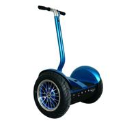 sunnytimes 凌步 平衡电动车 电动独轮体感车 平衡车思维车智能代步单轮车 城市款 优雅蓝 36V锂电警用款
