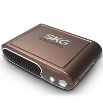 SKG 车载空气净化器 汽车空气净化器 除雾霾、甲醛、烟尘去异味4246产品图片主图