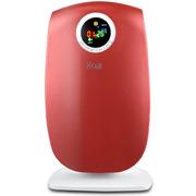 哥尔 GO-2882空气净化器 家用除甲醛 除二手烟降尘30平方负离子PM2.5 红色