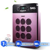 SKG 4204空气净化器 无耗材免更换除雾霾pm2.5杀菌净化器产品图片主图