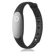 bong 2 智能手环睡眠监测运动计步器 防水蓝牙可穿戴设备腕带 适用安卓/IOS兼容 玄武灰