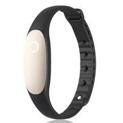 bong 2 智能手环睡眠监测运动计步器 防水蓝牙可穿戴设备腕带 适用安卓/IOS兼容 妃金色