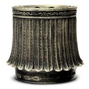 硕一 SY1001BC蓝牙音箱孔雀翎音响 纯手工打造艺术品 古铜色