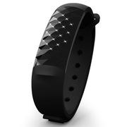 OAXIS Star.21智能手环 黑 21天法则科学养成习惯,活动追踪、时间显示、轻巧防水、睡眠监测、震动提醒