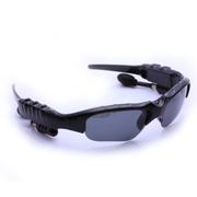 酷道 智能蓝牙眼镜 蓝牙4.1无线偏光太阳镜 降噪听歌免提通话 一拖二音乐立体声蓝牙耳机