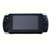 其他 旌翔PSP掌上游戏机4.3寸屏PSP3000游戏机FC电玩儿童玩具可连接电视掌机 电玩 黑色