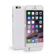 RUIBO iPhone6背夹电池 苹果6移动电源备用充电宝手机壳适用于iphone6 磨砂黑