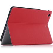 文逸(wenyi) WY iPad mini3/2/1保护套 ipad mini通用保护套 智能休眠唤醒保护壳 红色 磨砂荔枝纹