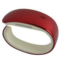 YQT 亦青藤 蓝牙智能手表手环Y02 红色金属质感产品图片主图