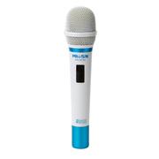 魅声 电容麦克风 电脑家用k歌专用话筒 网络专业唱歌麦克风 白色