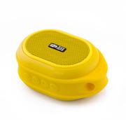 班卓 重低音蓝牙音箱低音炮 小无线音响 便携插卡音箱迷你免提通话器 征途V9 通用配件 黄色V9