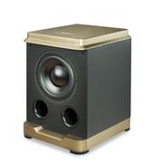 CAV 【货到付款】Q5B家庭影院8寸无线超重低音炮音箱 时尚造型效果好