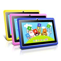 其他 智慧城A3宝贝电脑 早教学习机 小学生专用点读机 幼儿故事机 安卓系统WIFI上网 陶瓷白色 官方标配+32G扩充卡产品图片主图