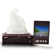 VCO 十二生肖行车记录仪 免安装  高清 24小时停车监控一体机 虎 旗舰版+8G内存卡