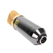玛丝玛蔻 电脑网络K歌 电容麦克风 声卡录音设备套装话筒 升级版 黑色