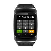 爱迪思 智能蓝牙手表手机S12 黑色