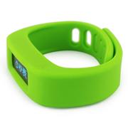台硕 W110 智能穿戴手环 蓝牙手表 睡眠检测 运动计步 卡路里燃烧 安卓通用 绿色 苹果4S和安卓4.3以上