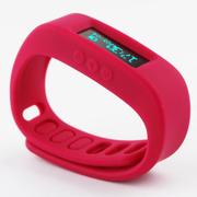 台硕 W110 智能穿戴手环 蓝牙手表 睡眠检测 运动计步 卡路里燃烧 安卓通用 红色 黑色