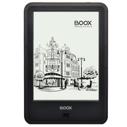 其他 BOOX电子书阅读器6寸EINK护眼墨水屏支持WIFI阅读4G容量 黑色