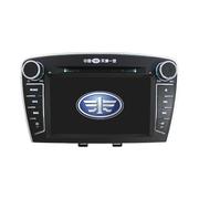 君路仕 4S店专供 一汽车系DVD导航 GPS嵌入式车载导航仪 固定测速预警 倒车影像一体机 一汽-骏派D60 DVD导航仪+倒车摄像头+安装