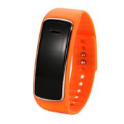 威马仕 智能蓝牙手表手环 运动手环 支持安卓系统通话 橙色手环+送1条随机色表带