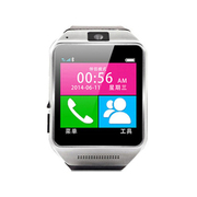 依斯卡 GV08 智能手表(黑色)