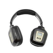 艾本 C-360B 四级听力耳机英语四六级考试耳机 无线红外调频音频正品 考试专用耳机 C-360B-黑色产品图片主图